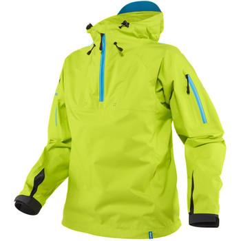 NRS Women's High Tide Splash Jacket, Lime, Front