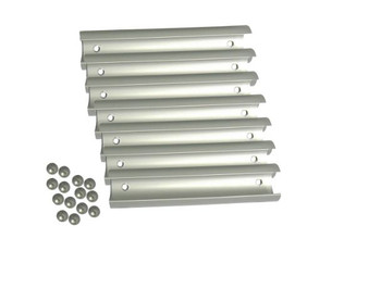Plastimo Furling Quick-Coupling Sleeves - Pack of 7 Part 55979