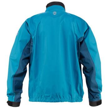 NRS Men's Endurance Splash Jacket - Fjord, Back