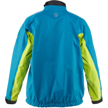 NRS Women's Endurance Splash Jacket - Fjord, Back