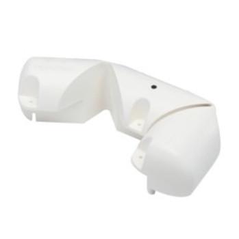 Plastimo Articulated Dock Fender - White 18 x 80cm  39146