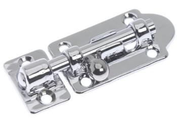 Roca Barrel Bolt Chrome on Brass 75mm - 422420