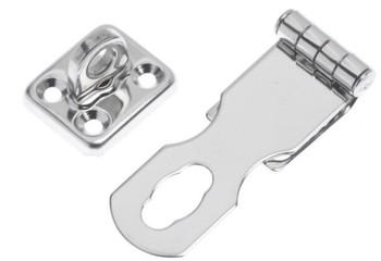 Roca Hasp and Staple with Lockable Twist Eye - 441124