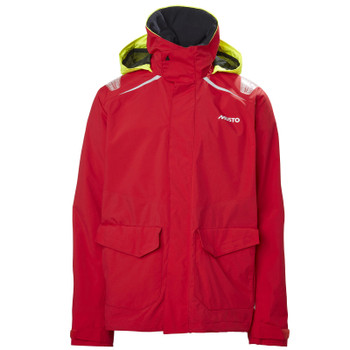 Musto BR1 Red Inshore Jacket