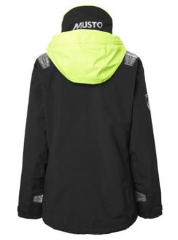 Musto BR1 Inshore Jacket - Women Black back