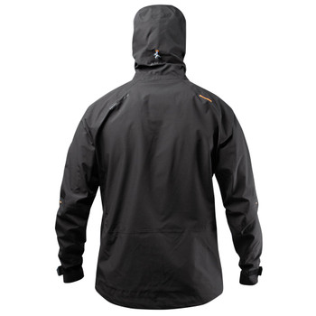 Zhik INS200 Coastal Jacket - Men - Black - back
