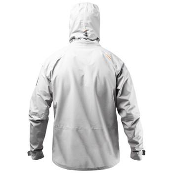 Zhik INS200 Coastal Jacket - Men - Platinum - back