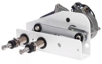 Roca W38 Dual Drive Wiper Motor - 128mm Shaft 24 Volts - 531032