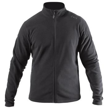 Zhik Full Zip Fleece Jacket - Men - Black