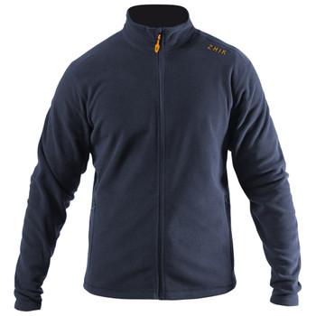 Zhik Full Zip Fleece Jacket - Men - Navy