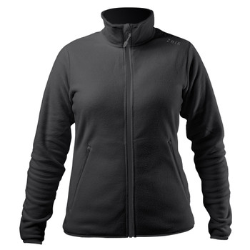 Zhik Full Zip Fleece Jacket - Women - Black