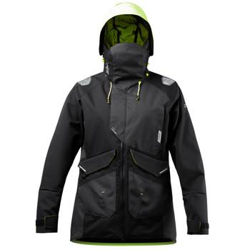 Zhik OFS700 Women's Jacket in black for offshore and coastal sailing