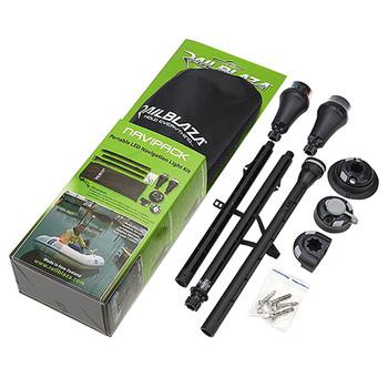 Railblaza NaviPack Portable LED Navigation Light Kit - Black