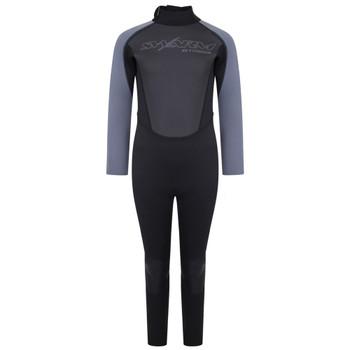 Typhoon Swarm3 Child's Wetsuit in black/graphite