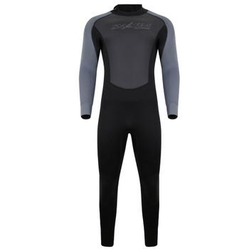 Typhoon Swarm3 Shorty Men's Wetsuit in black/graphite