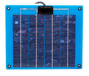 Spectralite Semi-Flexible Solar Panel - 5W CA/10/36