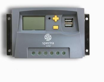 Spectra Solar Charger Regulator 10A CA-11/110