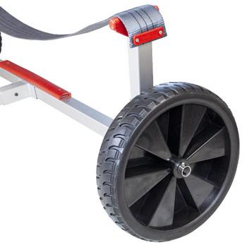 Laser Pico Trolley with Durastar-lite wheels