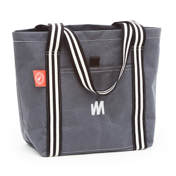 McWilliam Tote Bag - Graphite