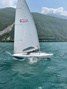 Element 6 ILCA Approved Laser Radial Dinghy