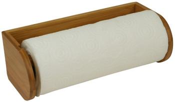 Plastimo Bamboo Paper Towel Holder - 5998750