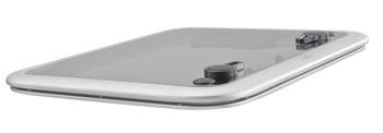 Plastimo Aluminium Acrylic Deck Hatch  - Size 30