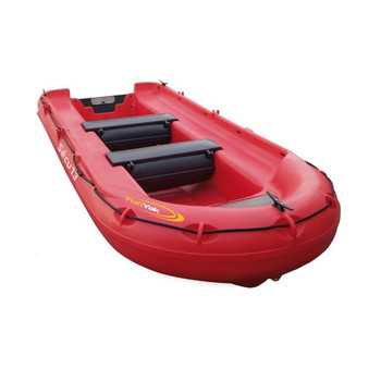 Fun Yak 390 -Sailing Instructors Safety Boat