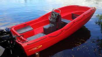 Fun Yak Secu 15 Rescue Boat 4.5m