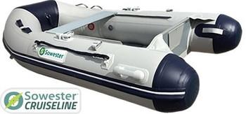 Sowester Cruiseline Inflatable Dinghy 3.5m - Inflatable Floor & Keel
