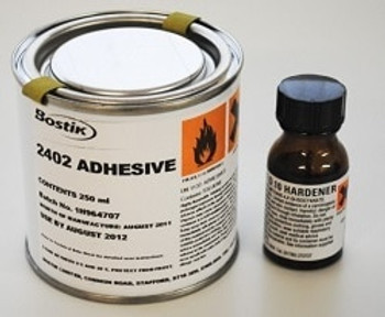 Bostik 2402 2-Part Repair Glue 1L - Hypalon