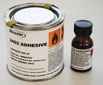 Bostik 2402 2-Part Repair Glue 1L - Hypalon