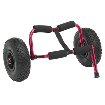 Palm Caddy Kayak Trolley - Red - 60 kg