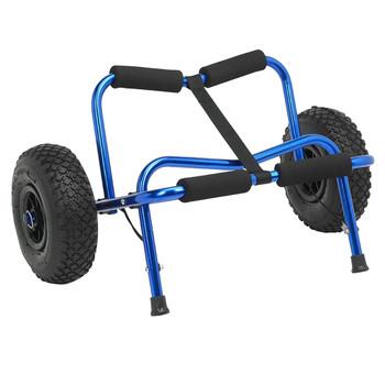 Palm Big Caddy Kayak Trolley - Blue - 80 kg