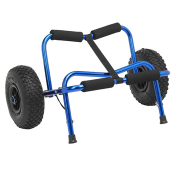 Palm Big Caddy Kayak Trolley - Blue - 80 kg
