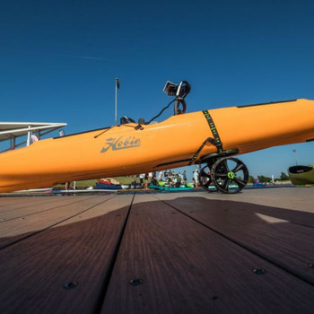 Railblaza C-Tug Cone & Kayak Cart with Puncture Free Wheels