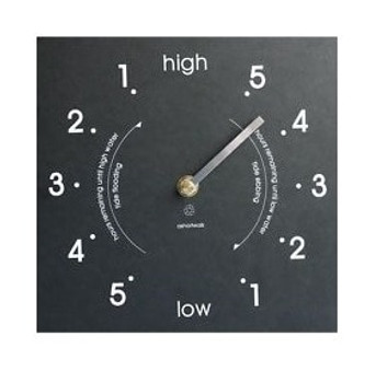 A Short Walk Tide Clock - Recycled