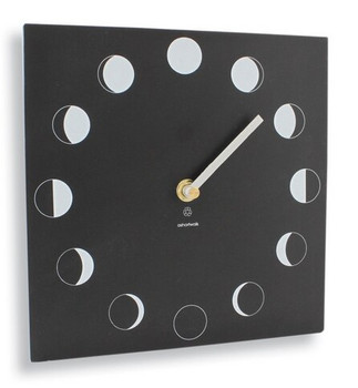 A Short Walk Clock - Moon Phase