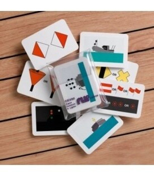 Flip Cards Lights and Shapes