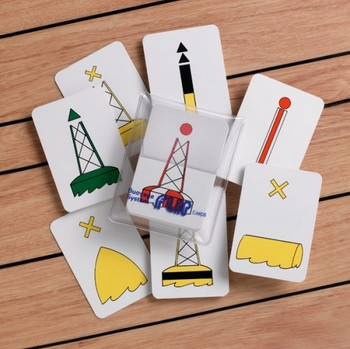 Flip Cards IALA Buoyage Area A