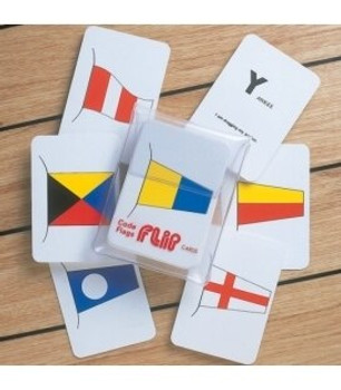 Flip Cards International Code Flags