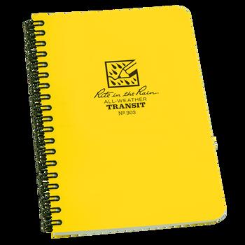 """Rite in the Rain 303 Spiral Notebook - Transit - 4 5/8"""" x 7"""""""