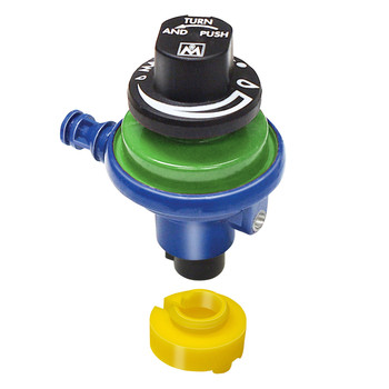 Magma Type 2 Control Valve Regulator with Campingaz® Collar 10-267