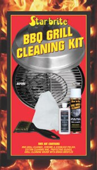 Starbrite BBQ Cleaner Kit