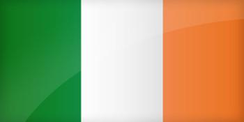 Irish National Flag
