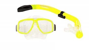 Typhoon Kids/Ladies Diving Mask and Snorkel
