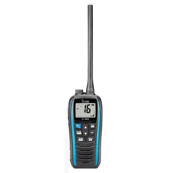 ICOM  M25 Euro Handheld VHF - Blue Trim