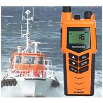 McMurdo R5 GMDSS Handheld VHF - Pack A