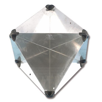 "Trem Aluminium Radar Reflector 16"""