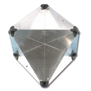 "Trem Aluminium Radar Reflectors 18"""