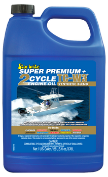 Starbrite 2 Stroke Engine Oil TC-W3 - 3.79L